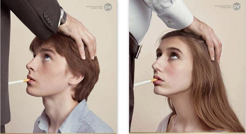 Тамхины эсрэг хамгийн шилдэг сурталчилгаанууд