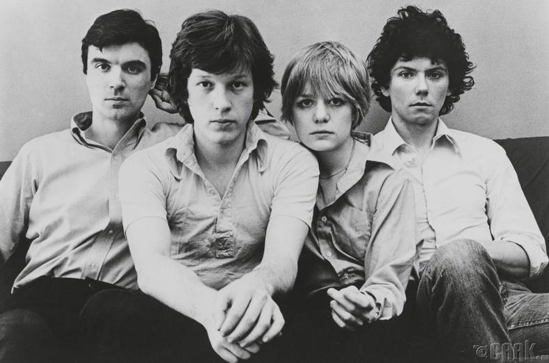 Talking Heads, 1977