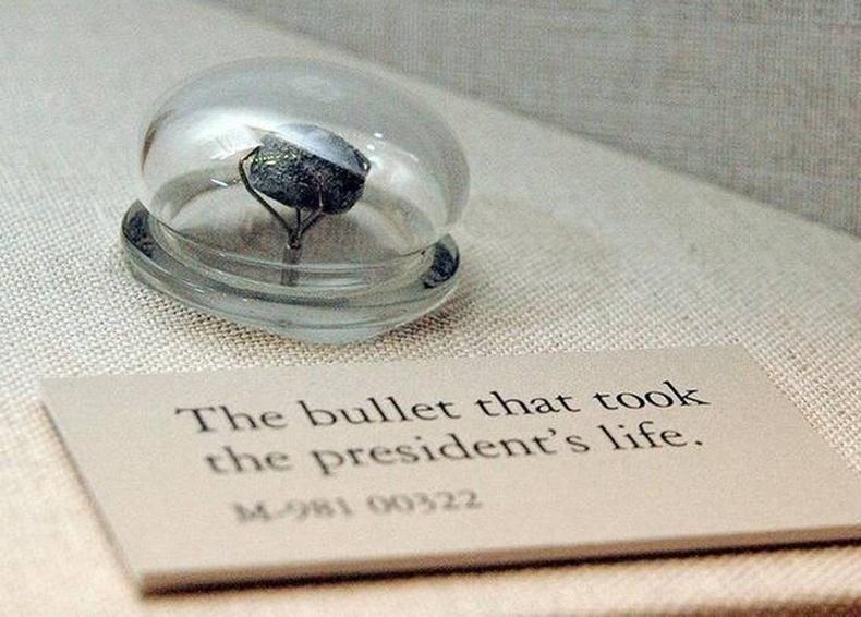 Ерөнхийлөгч Абраам Линкольныг хөнөөсөн сум