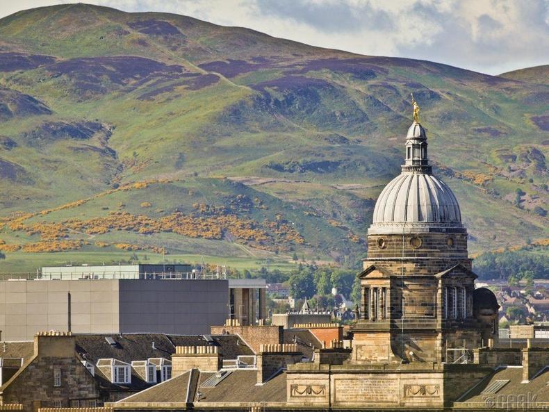 Шотланд улс, зүүн хэсгийн бүс нутгууд - 50.5%