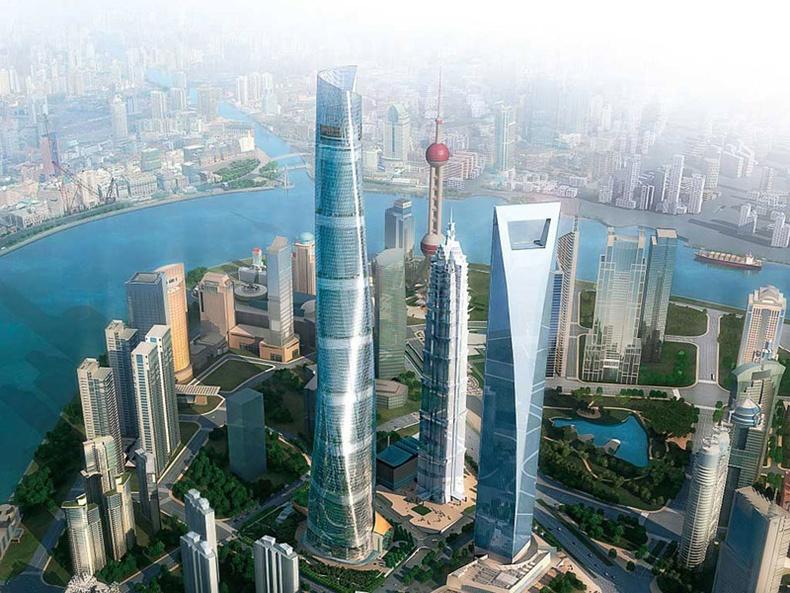 Дэлхийн хамгийн өндөр 10 барилга