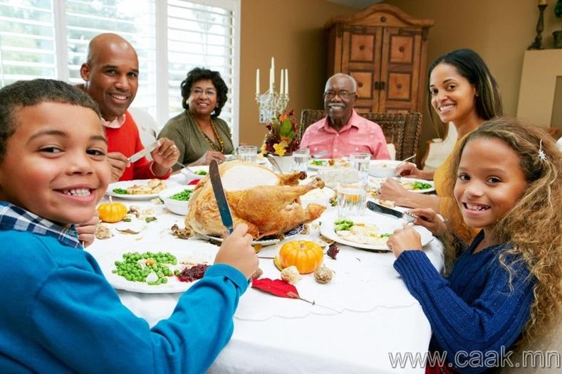 Гэр бүл хамгийн чухал нь