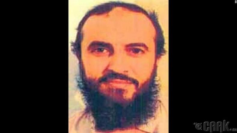 Жэймел Ахмед Мохаммед Аль Аль-Бадави (Jamel Ahmed Mohammed Ali Al-Badawi)