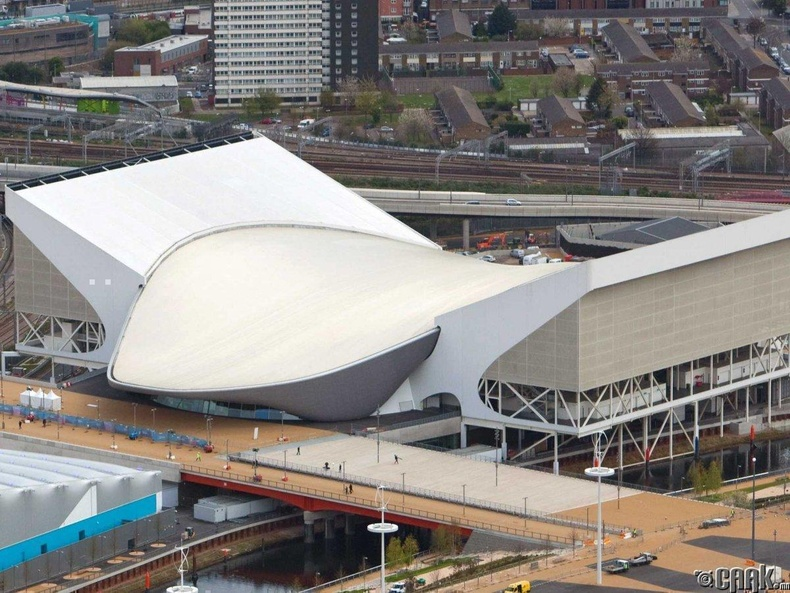2012 оны Олимпийн усан спортын төв, Лондон