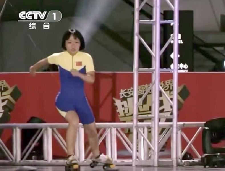 Хятад охины дэлхийг шуугиулсан авьяас