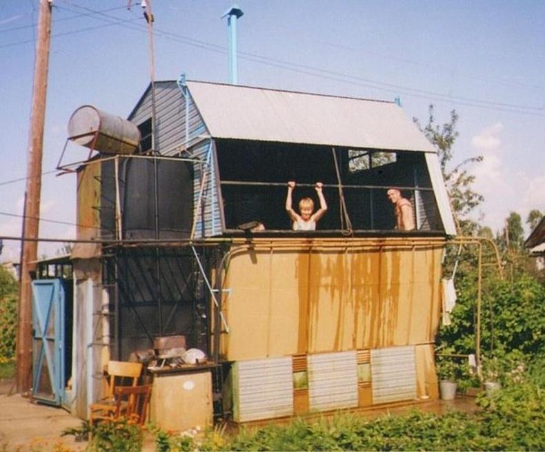 Энгийн байшинг эрс өөрчилжээ