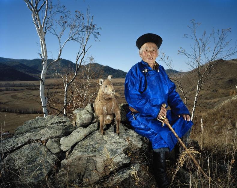 Зундуйдагва ба түүний агнасан хүдэр. Монгол, 2013