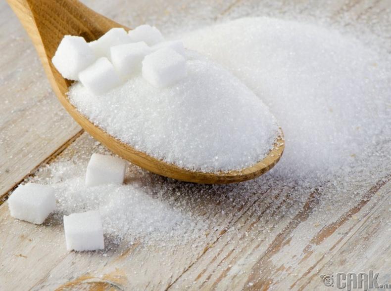 Элсэн чихрийн хэрэглээг багасгах
