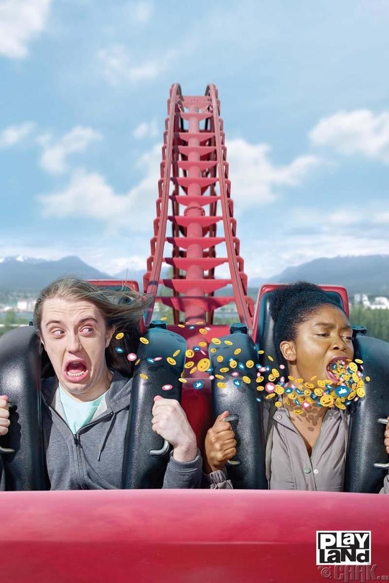 """""""Playland"""" парк - Мэдрэмжээ илэрхийлэх ухаалаг арга"""