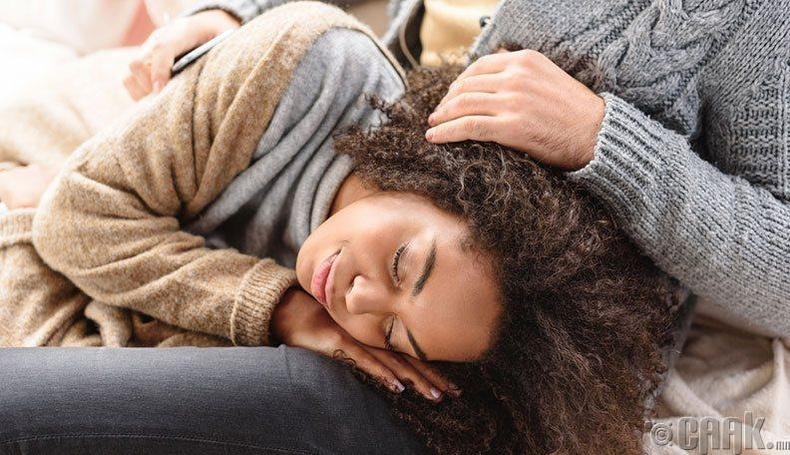 Та хайртай хүнийхээ хүнд хэцүү цаг мөчид хамт байж, хариуцлага хүлээж чадах уу?
