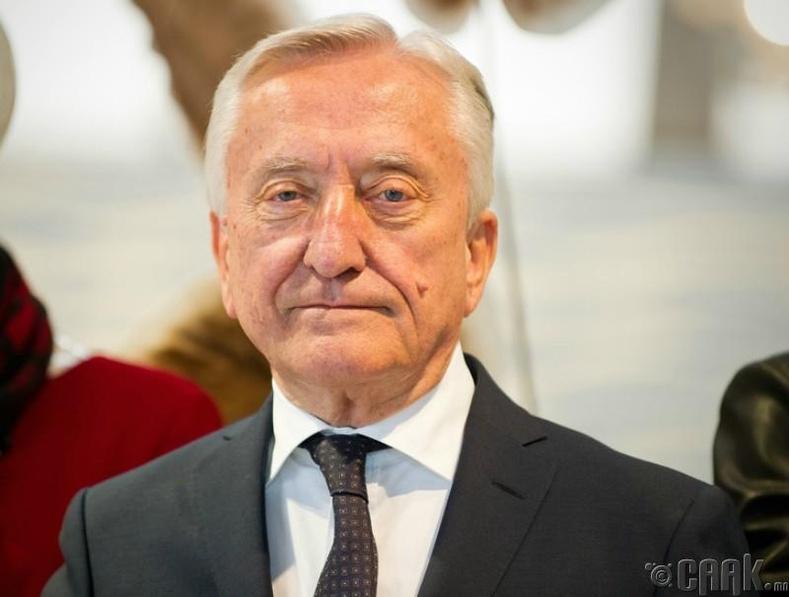 Gerry Weber — Герхард Вебер
