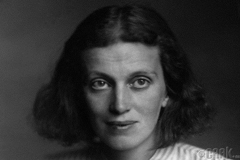 Дороти Хожкин (Dorothy Hodgkin), 1910-1994 он