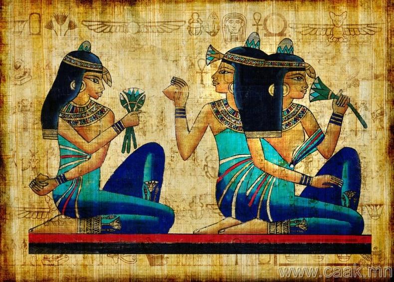 Эртний Египетийн тос