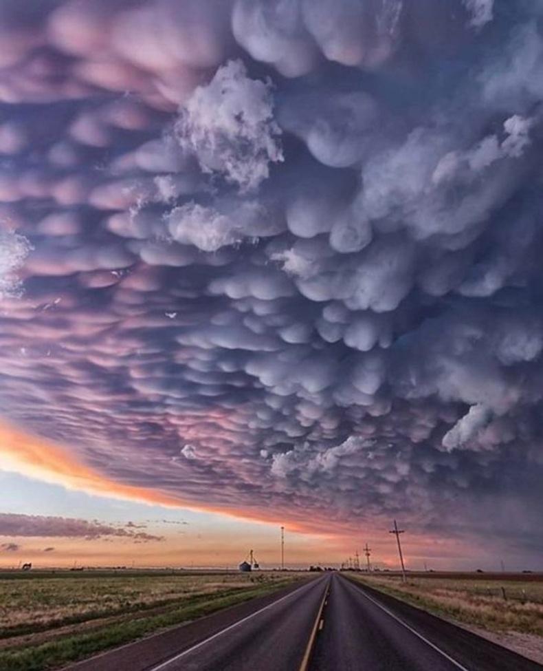 Техасын ер бусын тэнгэр