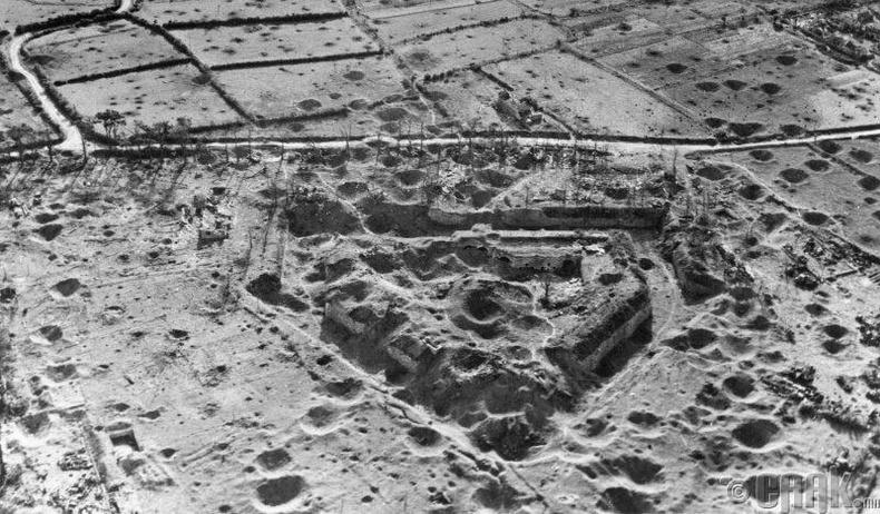 Бэхлэлтийн үлдэгдэл - Брест, Герман - 1944 он