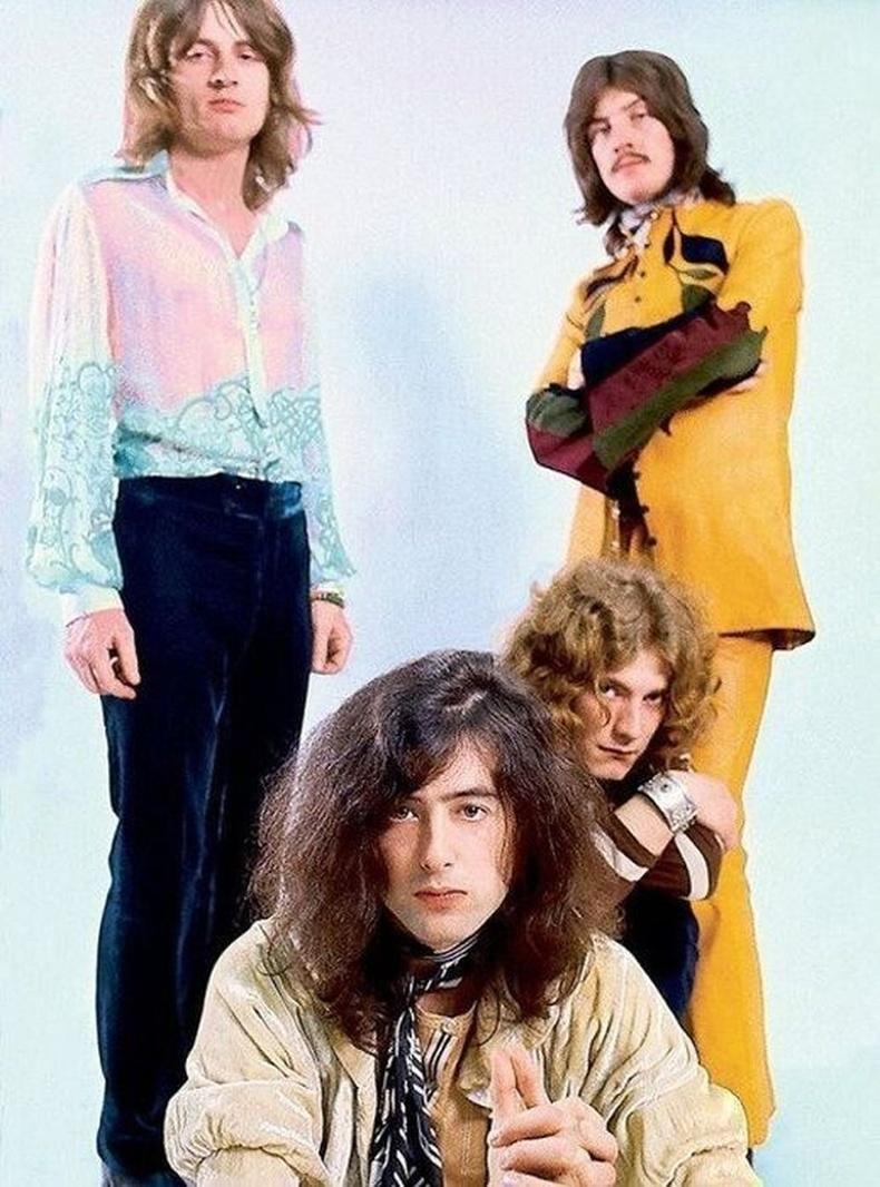 Led Zeppelin, 1969 он.
