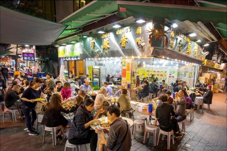 Хонконг, БНХАУ