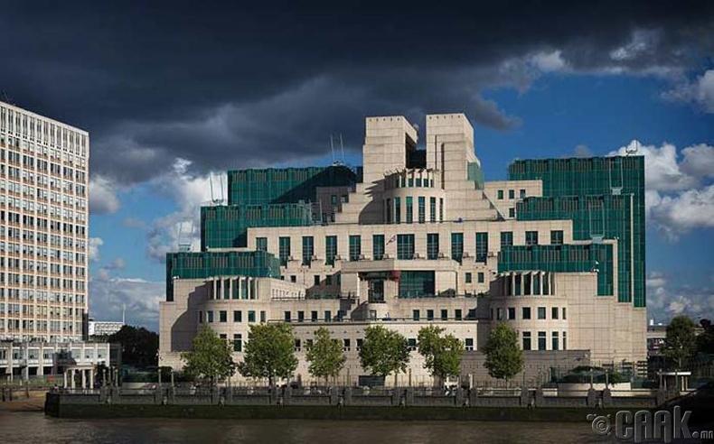 MI6 –ийн төв байр