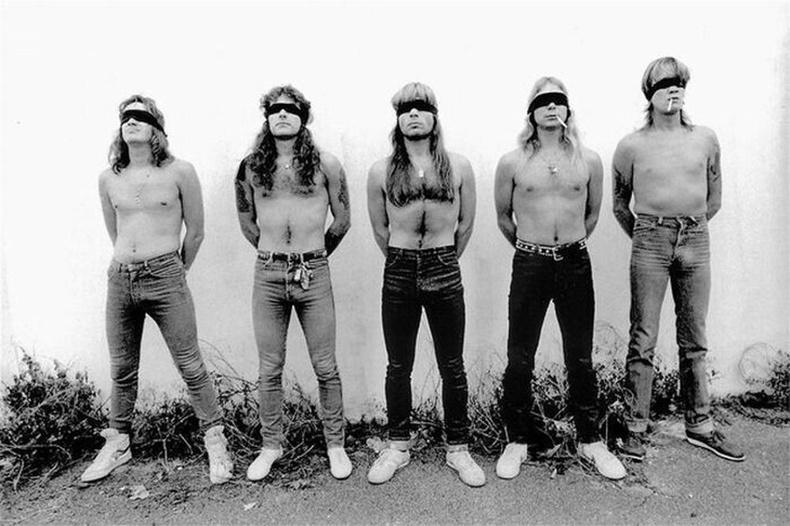 Iron Maiden, 1984 он.