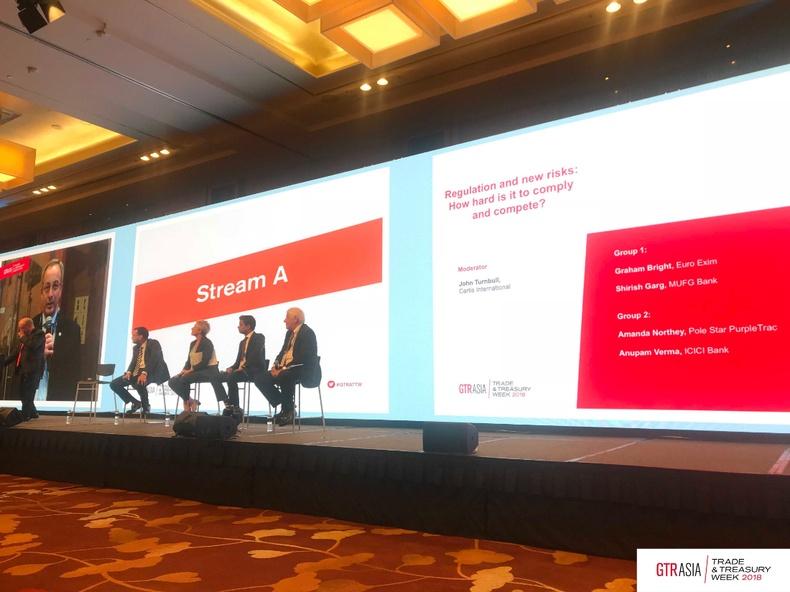 """Голомт Банк """"GTR Asia-2018"""" олон улсын арга хэмжээг ивээн тэтгэж оролцлоо"""