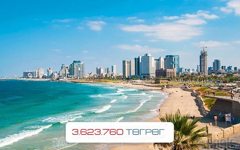 Тель-Авив, Израйл