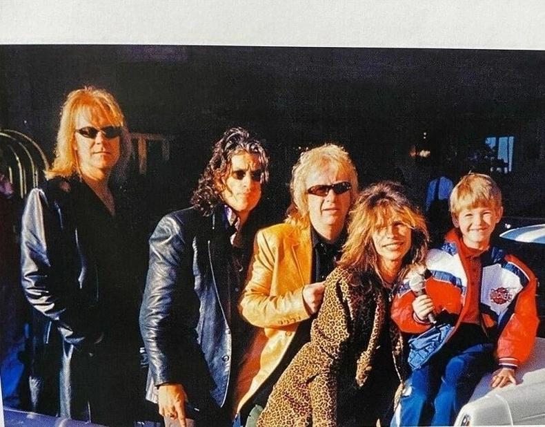 Aerosmith хамтлагийнхан