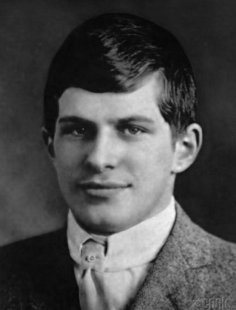 Уильям Ж. Сидис, IQ – 250