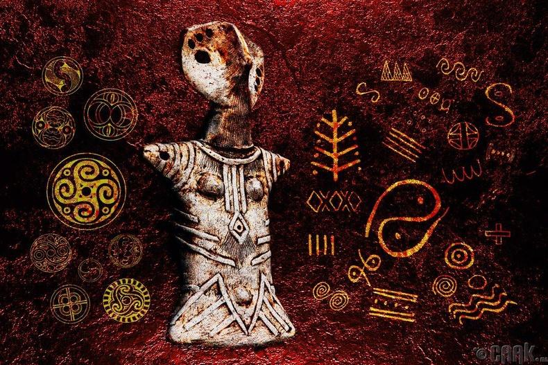 Кукутень-Трипольскийн соёл иргэншил (Cucuteni-Trypillian Culture)