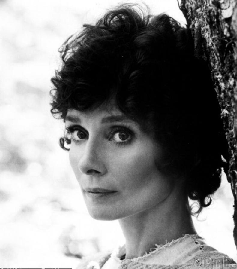 Жүжигчин Одри Хэпбурн (Audrey Hepburn) 1976 онд, 46 настайдаа ч үзэсгэлэнтэй хэвээрээ л байсан юм  ...