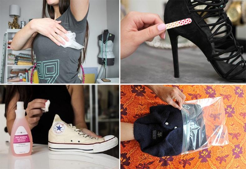 Хувцас, гутлаа арчлах гайхалтай санаанууд