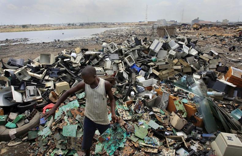 Агбогблоши, Гана