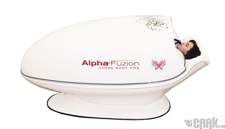 """""""Alpha Fuzion"""" саун- 15,995 доллар"""