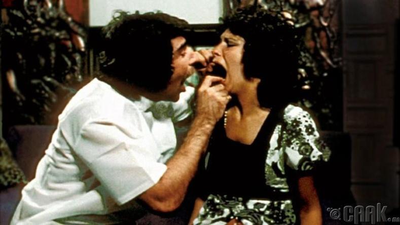 """Deep Throat"" (1972 он, АНУ)"