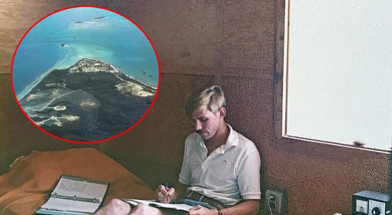 Хуучин тагнуулч байсан эр Энэтхэгийн далай дахь АНУ-ын цэргийн нууц баазын амьдралыг дэлгэжээ