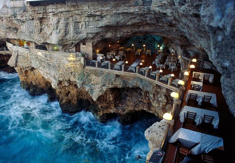 Италийн гайхамшигтай зоогийн газар