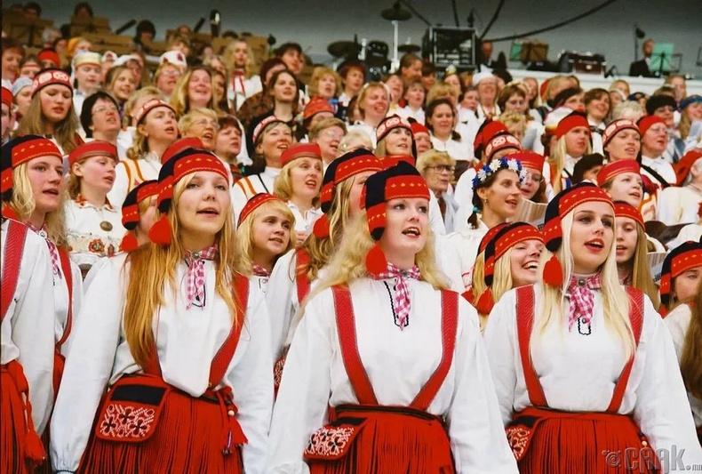 Таллин, Эстони