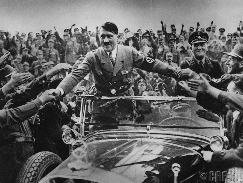 Гитлерийн гаргасан мансууруулах бодисны тухай хууль