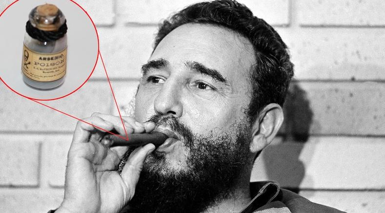 Кубын удирдагч Фидель Кастрог хөнөөх гээд бүтэлгүйтсэн хамгийн хачирхалтай оролдлогууд