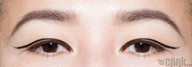 Онигор нүд