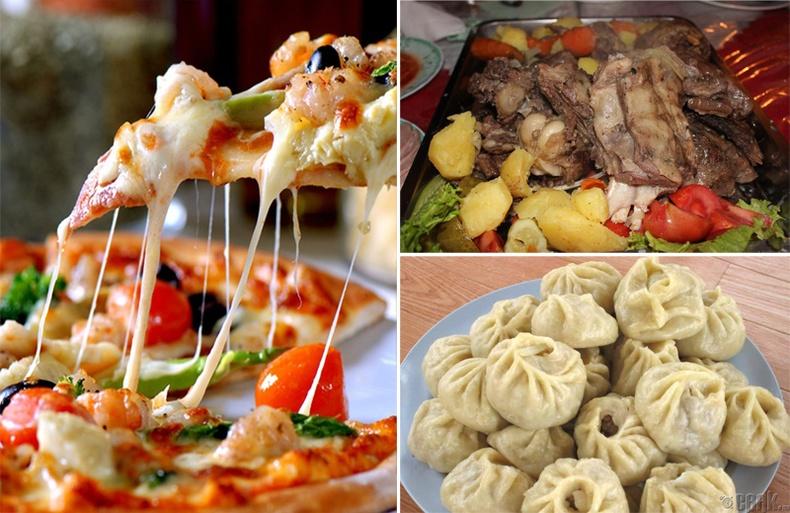 Та ямар хоолонд дуртай вэ?