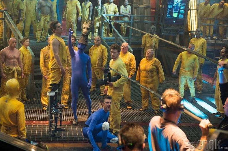 """""""Галактикийн хамгаалагчид"""" киног тусгай эффектгүй үзвэл"""