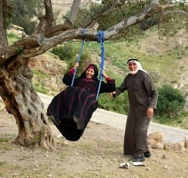 Хөөрхөн Араб хос
