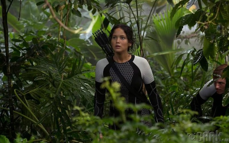 """The Hunger Games"" кинон дээр гардаг шиг гариг"