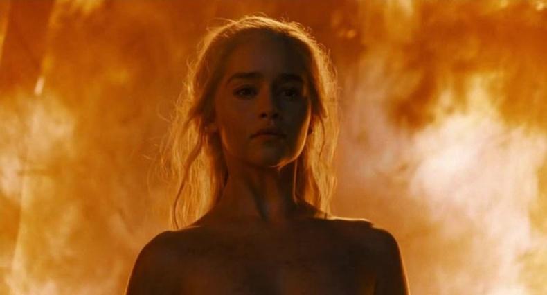 "Эмилия Кларк (Emilia Clarke) — ""Game of Thrones"""