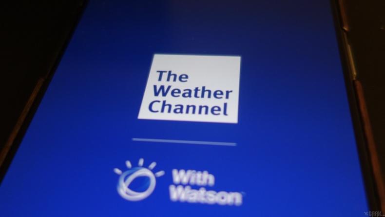 """The Weather Channel"" болон бусад цаг агаарын аппликейшн"