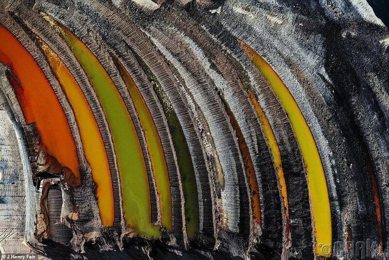 """""""Уур амьсгалын өөрчлөлт ба эрчим хүч"""" төрлийн ялагч - Хамбургын ойд байрлах нүүрсний уурхай, Хенри Фэйр"""