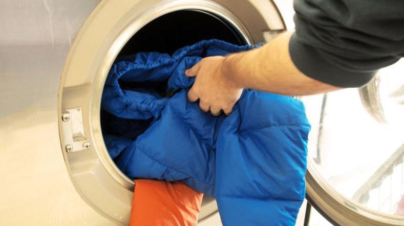 Сөдөн куртка-г угаалгын машинд хэрхэн угаах вэ?