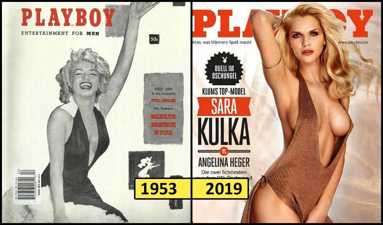 Алдартай сэтгүүлүүдийн анхны дугаар ямар байсан бэ?