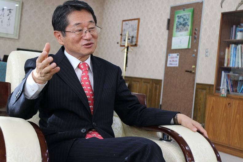 Т.Шимизү: Монголчууддаа хандаж хэлэх миний захиас