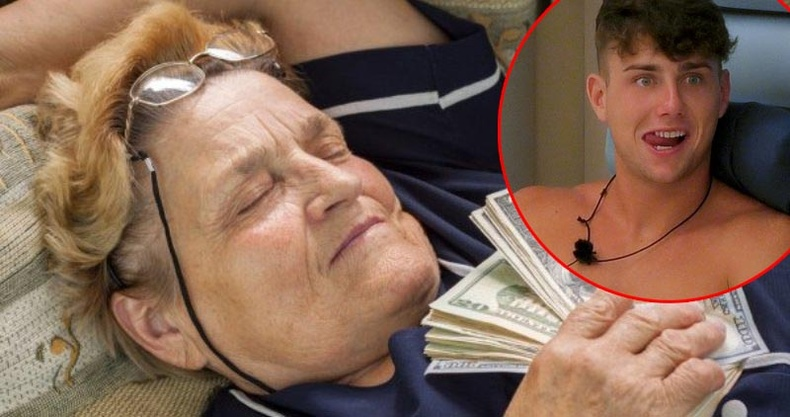 """Америк залуу хөл хорионы үеэр эмээ нартай """"явалдаж"""" 100 мянган ам.доллар олжээ"""